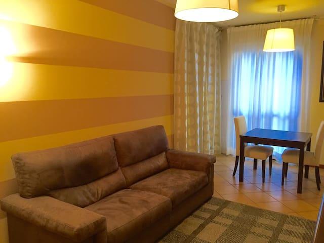 Appartamento centrale zona Stazione - Novara - Departamento