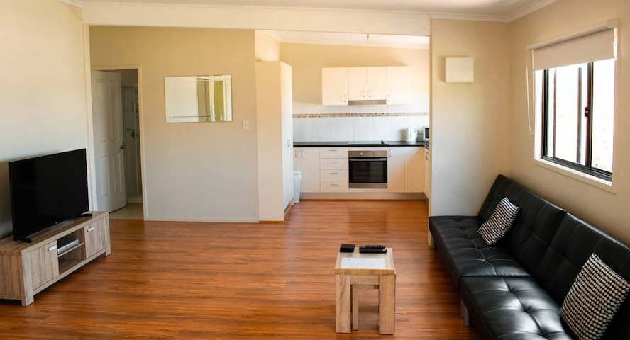6 High View 3 bedroom, self contained  6 available