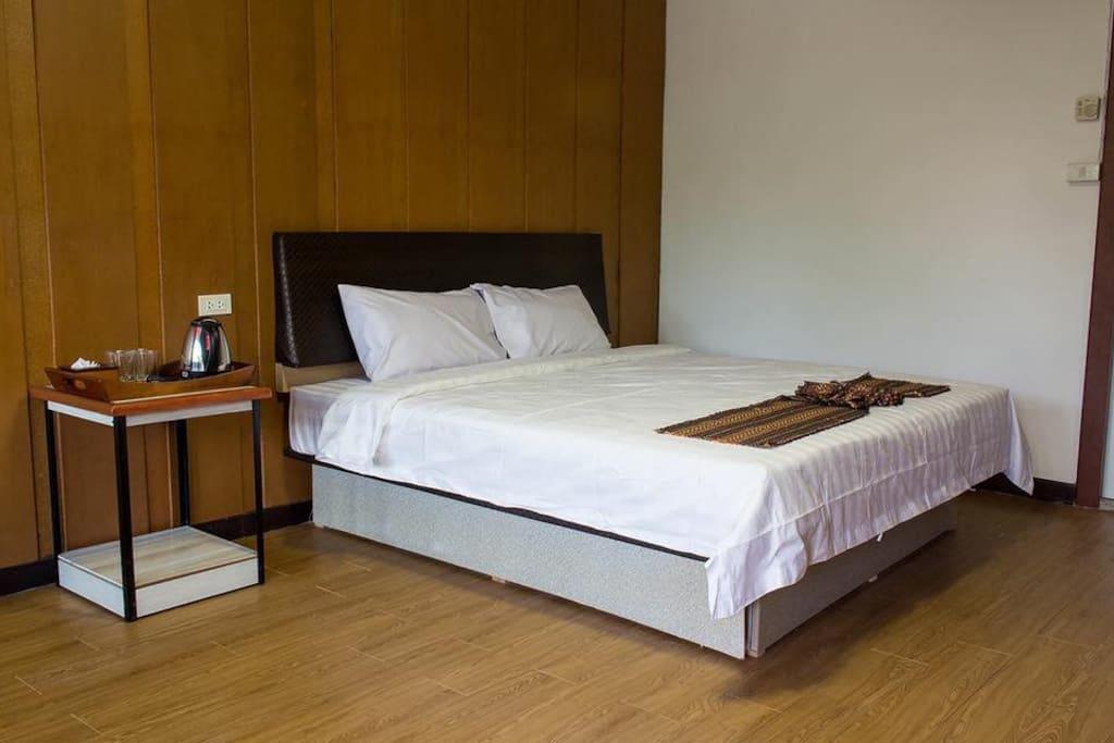 เตียงเดี่ยว