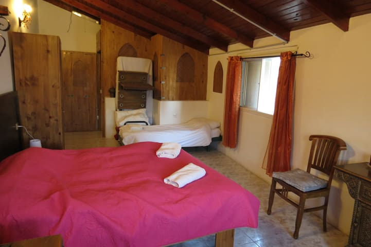 A suite in the center of the old city
