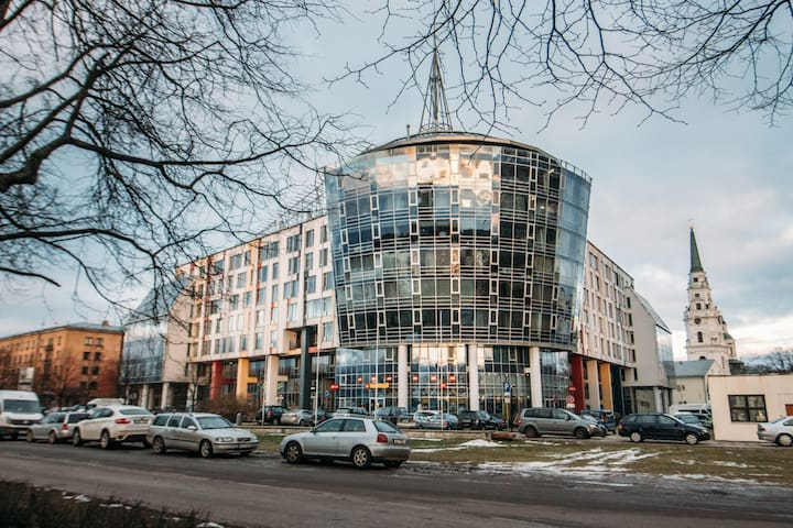 Riga Riverside Apartment