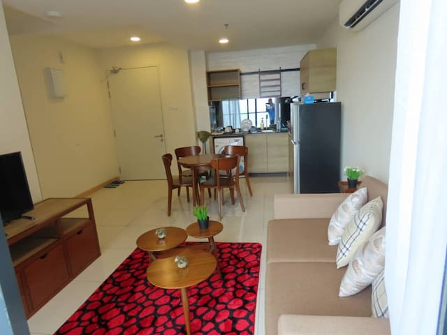 TimurBay Seafront Residence Apartment