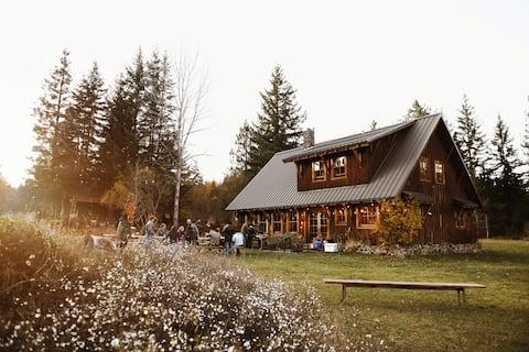 Cave Creek Farmhouse