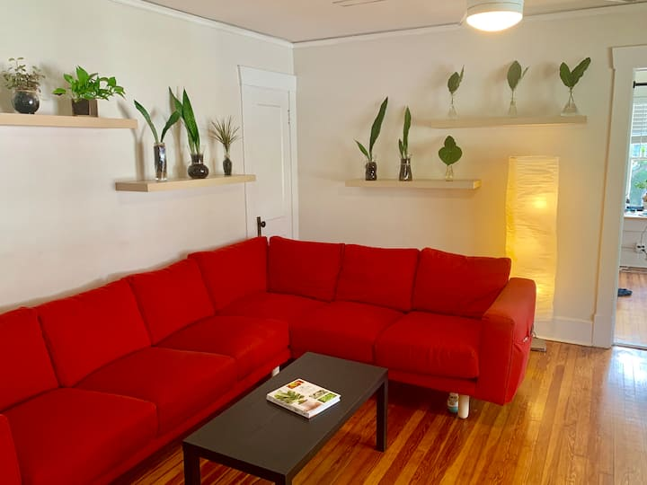 Centrally Located Downtown Apartment