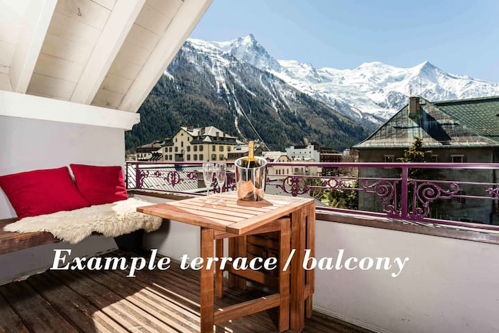 Last minute Chamonix, all-inclusive packages - Chamonix - Byt