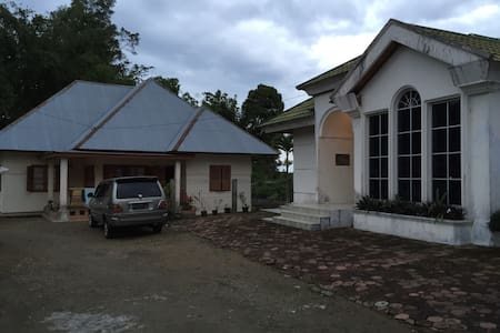 A place to be in Bukittinggi. - Bukittinggi