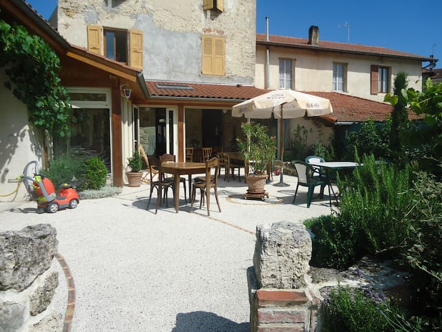 Maison de village 8 couchages - Saint-Marcellin - Hus