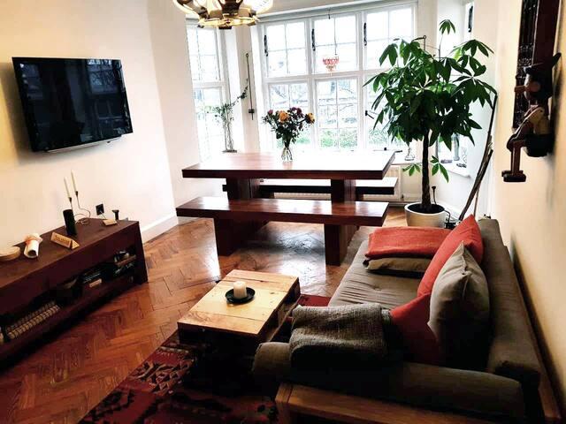 Beautiful Apartment in Hampstead