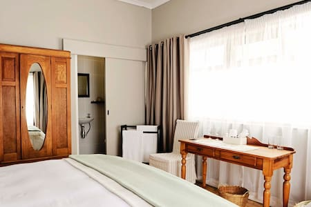 One of our comfortable air conditioned bedrooms