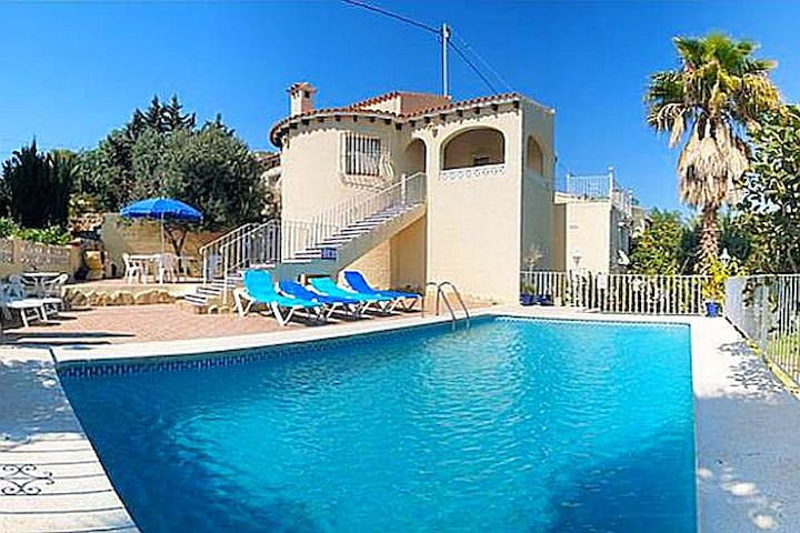 Jose - 3 bed villa with own pool - Calpe - Vila