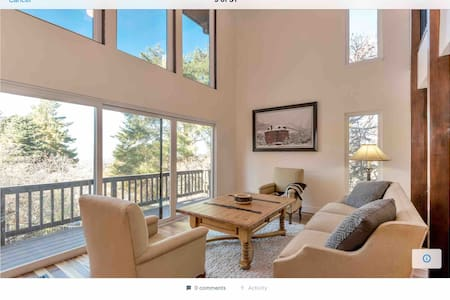 Mountain home close to 4 ski resorts on East Bench