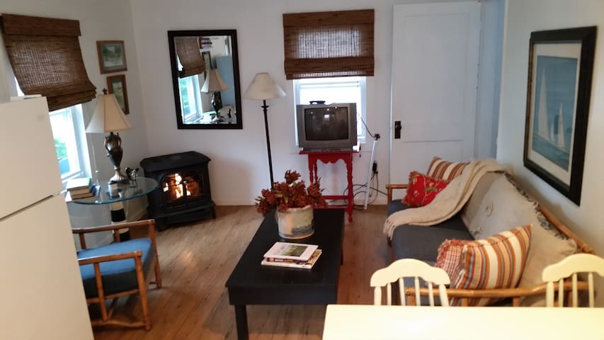 Charming cottage in scenic Lk. Michigan beachtown! - Frankfort - Bungalov