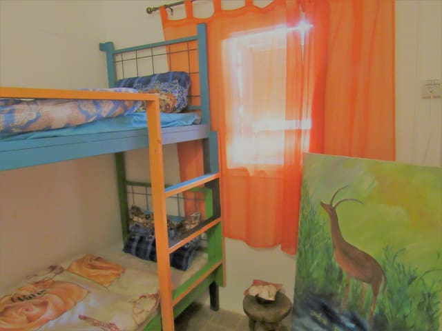 Bed in 4-Bed Dormitory Room (mixed)