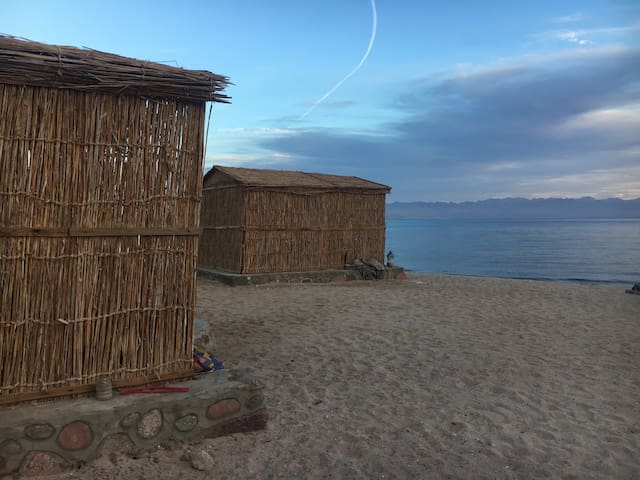 La Commune Camp - Nuweibaa - Hut