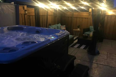 The Hot Tub Hideaway
