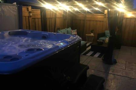 The Hot Tub Hideaway