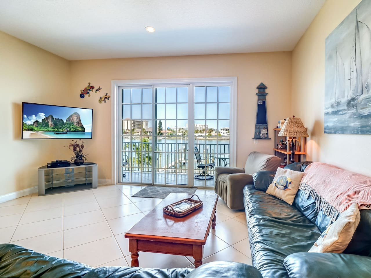 Welcome to Clearwater Beach! This townhouse is professionally managed by TurnKey Vacation Rentals.