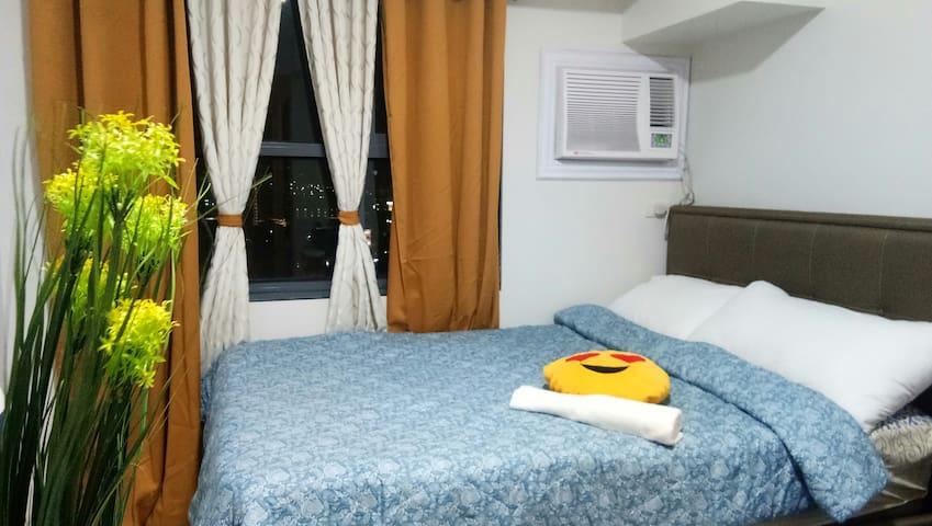Private/NEW Studio Unit(3-4person)Horizon 101,Cebu