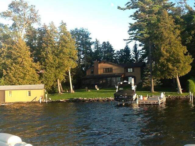 Balsam Lake Cottage
