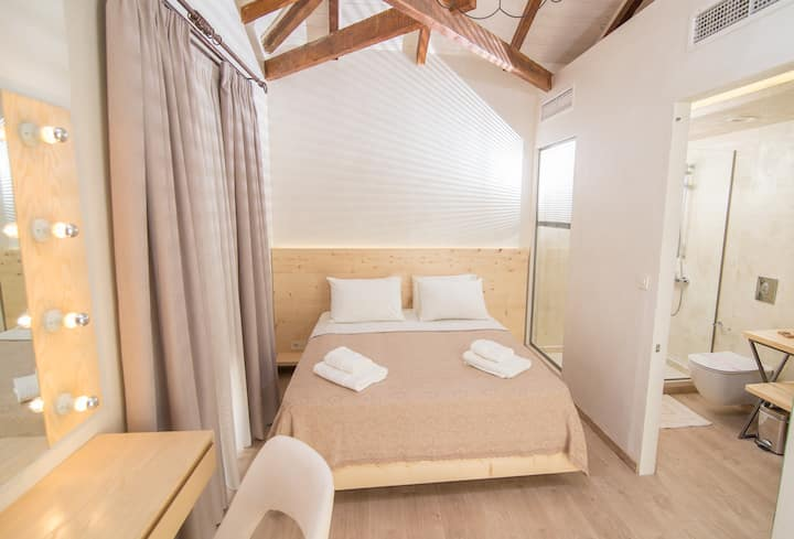 Loft experience Panellinion Luxury Rooms