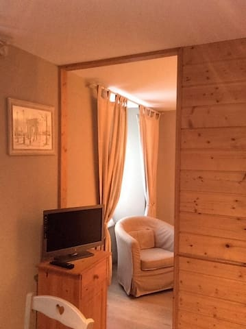 Appartement cosy hyper centre - Le Mont-Dore - Apartment