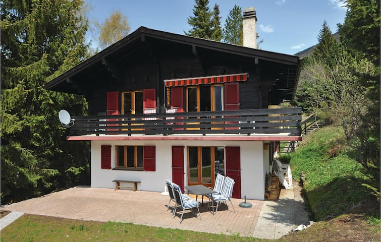 Holiday apartment with 2 bedrooms on 60m² in Grächen