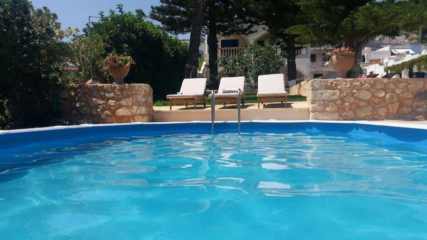 OCEAN VILLA*****in Puglia - Marina di Andrano - Villa
