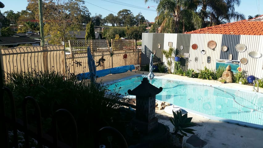Charming with fabulous outdoor area - Parmelia