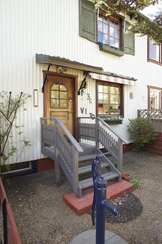 Solfylt og romslig rekkehusleilighet i Arvika - Arvika V