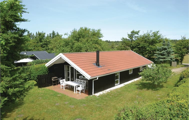 Holiday cottage with 3 bedrooms on 67m² in Esbjerg V