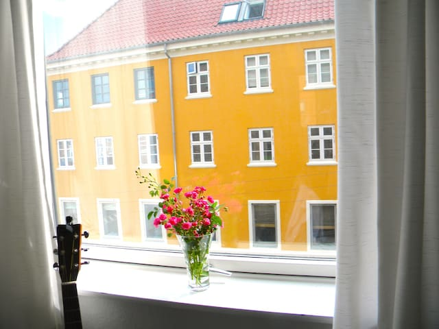 Bright and beautiful apartment in the center. - Aarhus - Byt