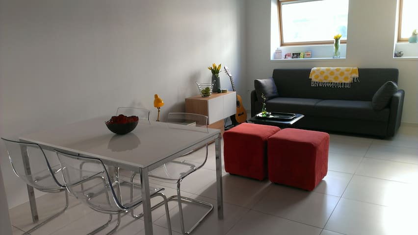 Studio Appartment in Ghent City Centre - เกนต์ - อพาร์ทเมนท์