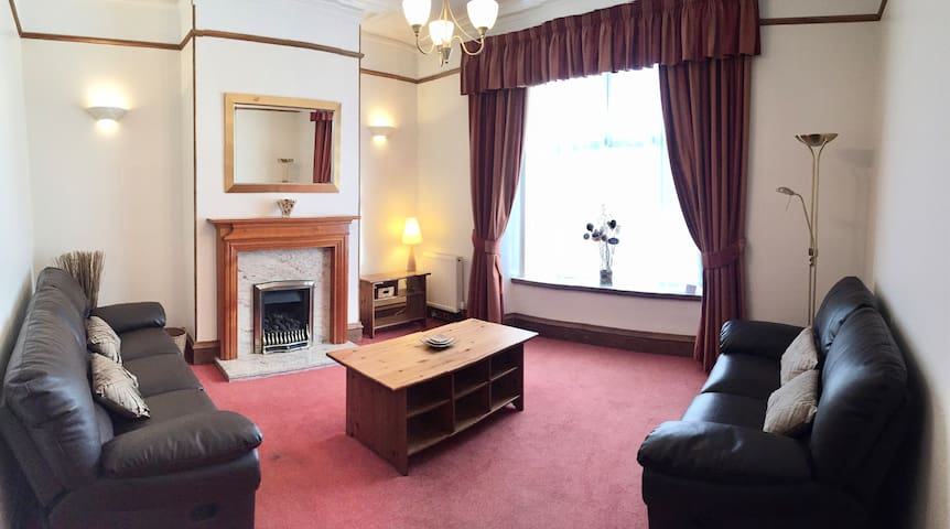 High End, Fully Furnished, One Bedroom Apartment