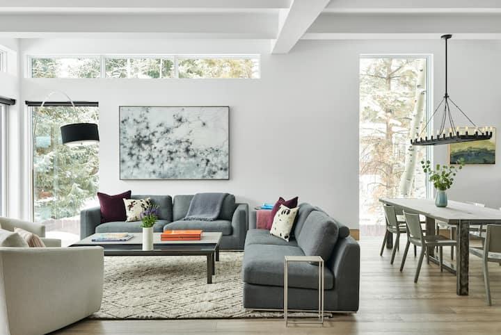 Contemporary Home - West Aspen