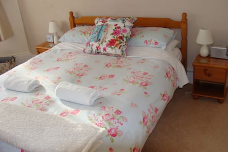 Two adjoining rooms near the Barbican area - Plymouth