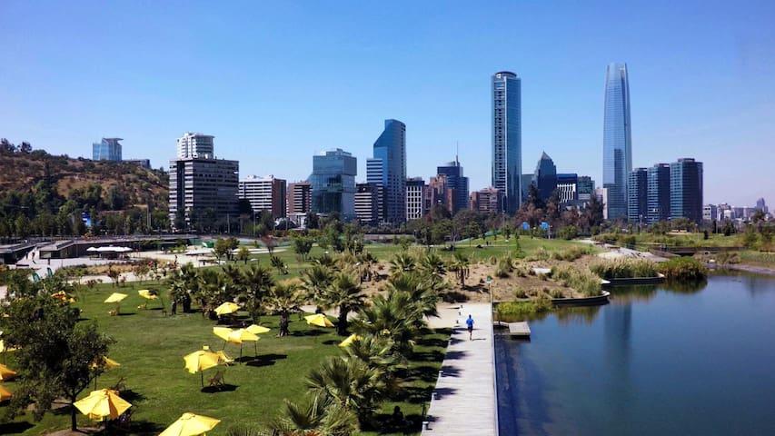 Piso Costanera Center 403 - Las Condes - Appartement