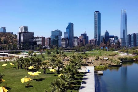 Piso Costanera Center 403 - Las Condes