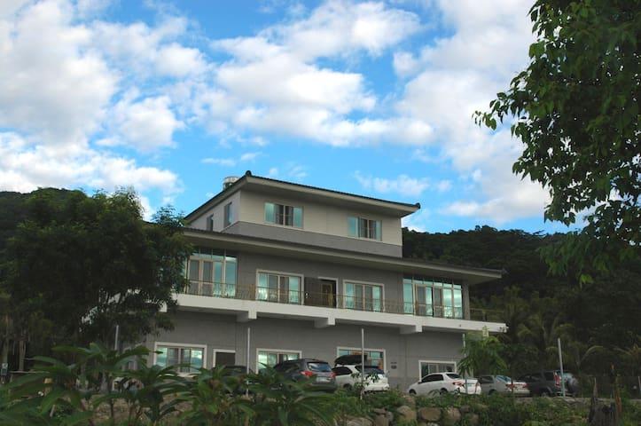 台東水雲星夜山莊-高CP值獨立套房、2人房、4人房