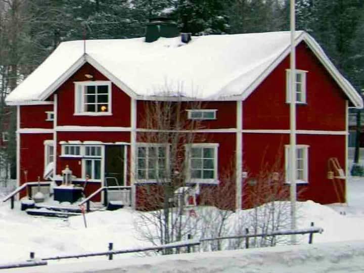 LEVI Aurora , Red room