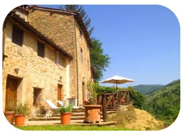 Prachtig Toscaans farmhouse