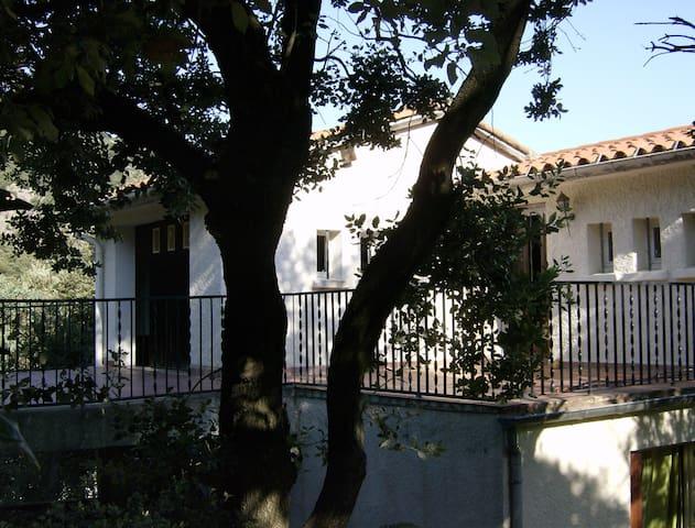 Villa 4 faces avec vue sur colline - Sorède - Villa