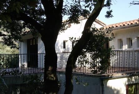 Villa 4 faces avec vue sur colline - Sorède