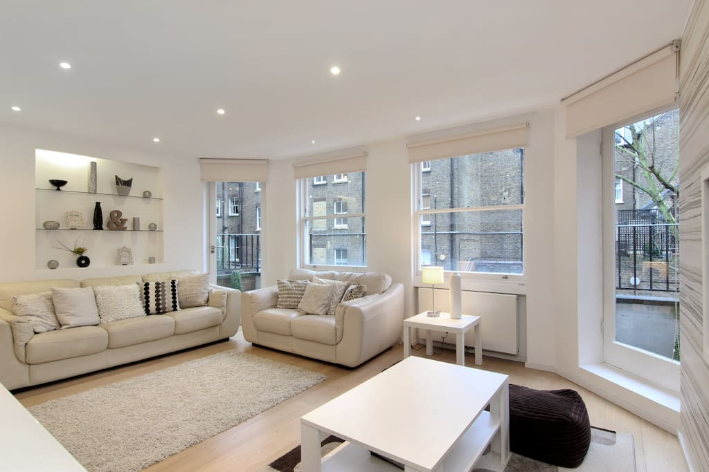 Sloane Square Chelsea 2bed 2bath Free Wifi Flats For
