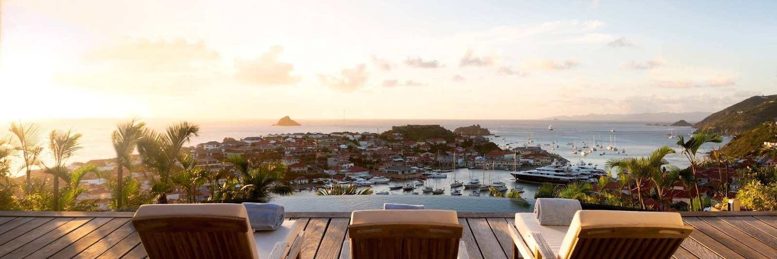 Luxury rentals in Saint Barthélemy