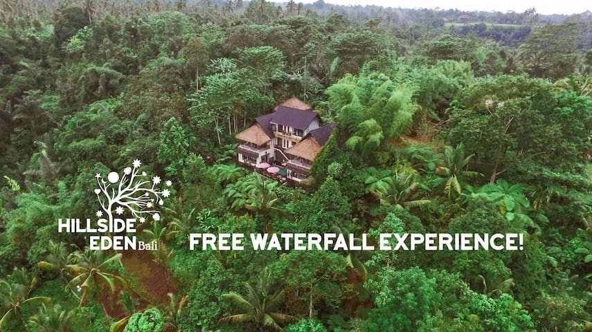 ❤︎Private Jungle Estate / Stunning Service & Views - Ubud - Villa