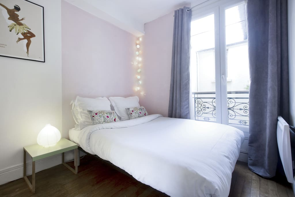 Appart Paris 11ème lieu ideal
