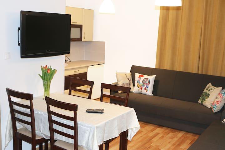 Studio - Plac Zdrojowy - Jelenia Góra