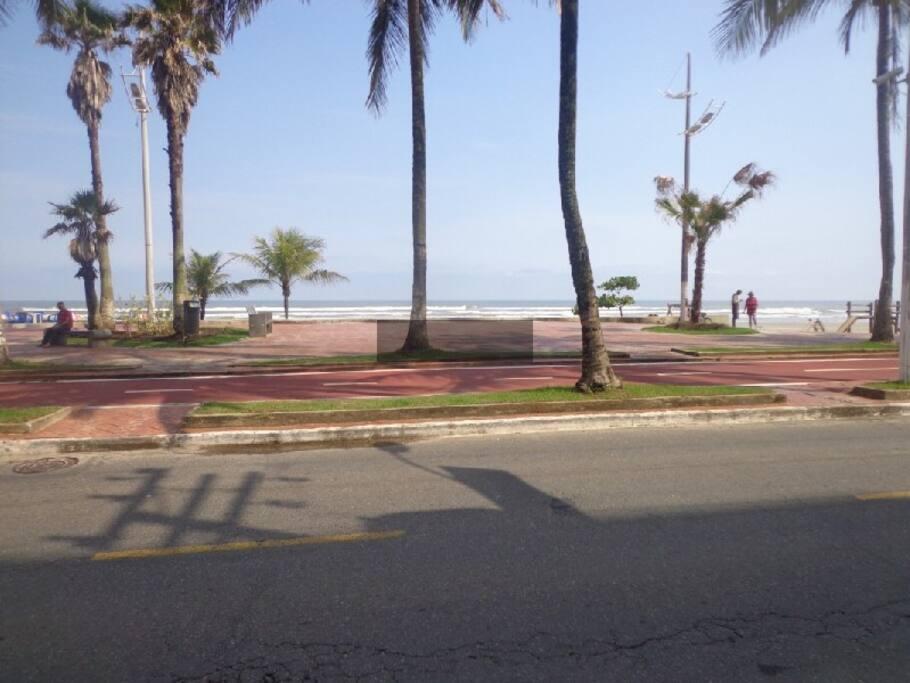 Prédio em frente ao mar!