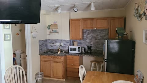 Ocean City NJ Condo 2 Blocks from Beach and Boards