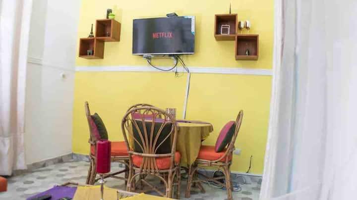 Gazou House situé  Kotto blok/bonamoussadi